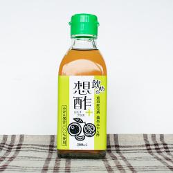 沼津 内浦重須産完熟・摘果みかん酢 想酢+(おもすプラス)