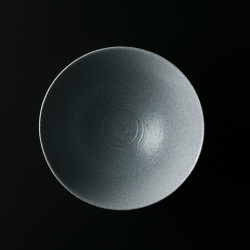 T.I.E 飯碗(黒褐色1)〜つくり手 アサ佳さん〜(岐阜県土岐市)