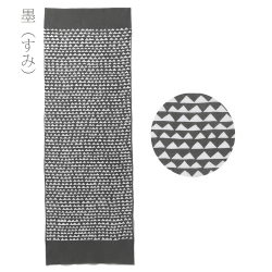 型染めの手ぬぐい山々> /作り手 山内武志さん(山内染色工房/アトリエぬいや)