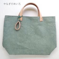 れんげの家 帆布トート class=