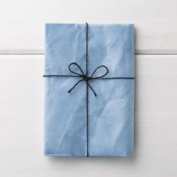 SIWA×INDIGO 藍染  ブックカバー