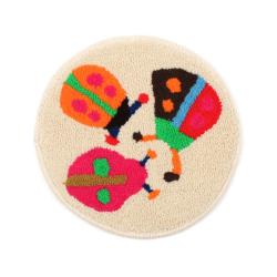 テントウムシの小さな円形絨毯 class=